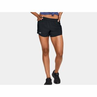 Damen-Shorts Under Armour Fly-By 2.0