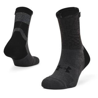 Hohe Socken Under Armour Dry™ Run unisexes