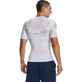 Bedrucktes Kompressions-T-Shirt Under Armour Iso-Chill