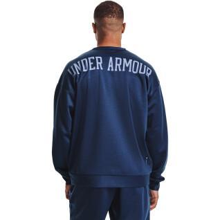 Sweatshirt mit Rundhalsausschnitt und langen Ärmeln Under Armour RECOVER™