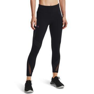 Kurze Damen-Leggings Under Armour RUSH™ Run Stamina