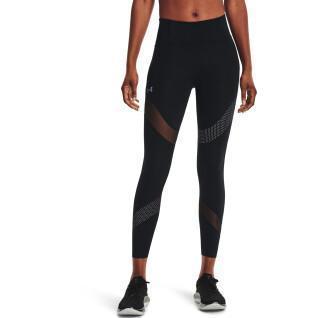 Damen 7/8 Leggings Under Armour Speedpocket Wave