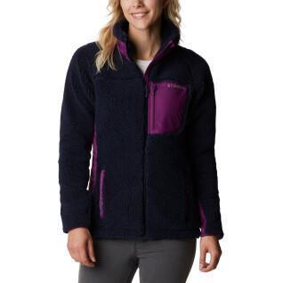 Damen-Sweatshirt Columbia Archer Ridge II FZ