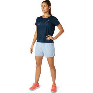 Damen-Shorts Asics Ventilate 2-N-1 3.5in