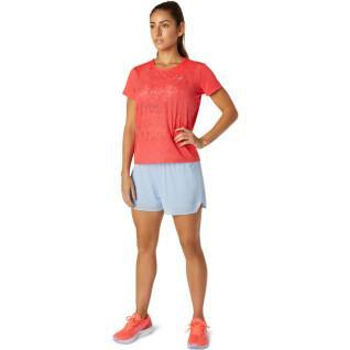 Frauen-T-Shirt Asics Ventilate