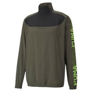 Sweatshirt 1/2 Reißverschluss Puma Women