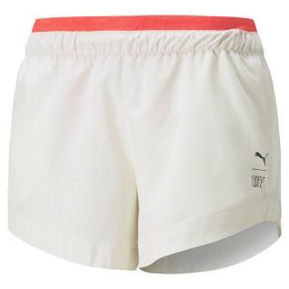 Damen-Shorts Puma Train Woven