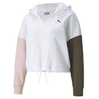 Sweatshirt Frau Puma Modern Sports
