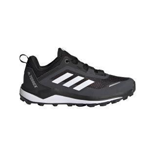 Kinder-Trail-Schuhe adidas Terrex Agravic Flow Primegreen