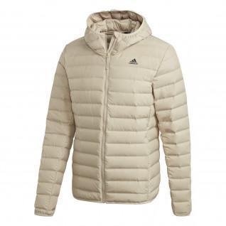 Jacke adidas Varilite Soft Down Hooded