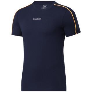 T-Shirt mit Bordüre Reebok Training Essentials