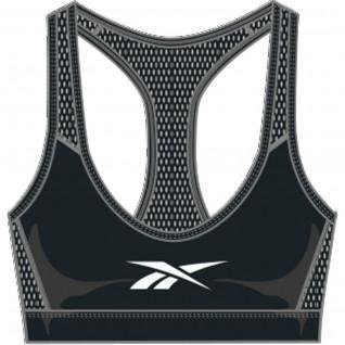 BH für Frauen Reebok Lux Racer Medium-Impact Sports Grande Taille