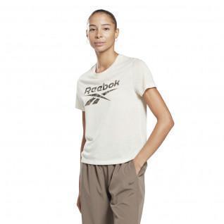 Frauen-T-Shirt Reebok Modern Safari Logo