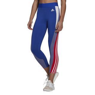 Damen-Leggings adidas Sportswear Colorblock