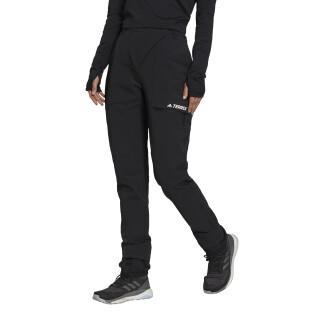 Damenhosen adidas Terrex Yearound Soft Shell