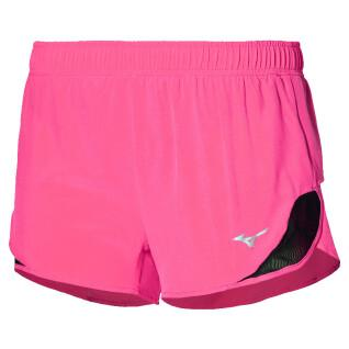 Damen-Shorts Mizuno Premium Aero 2.5