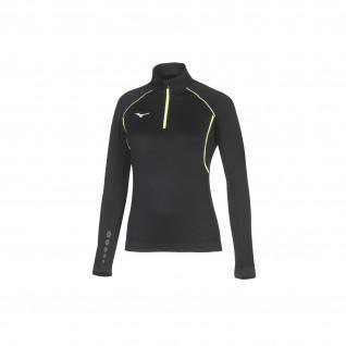 Premium-Sweatshirt für Frauen Mizuno JPN warmer