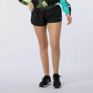 Damen-Shorts New Balance accelerate 2.13 cm