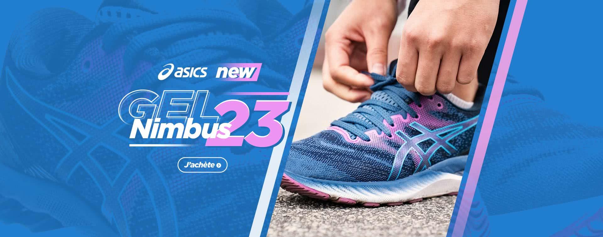 Der neue Gel Nimbus 23